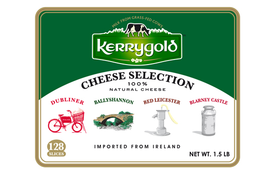 Project – Kerrygold Cheese