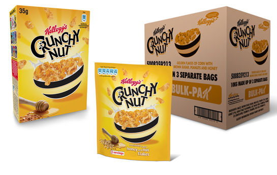 Project – Kellogg's Crunchy Nut