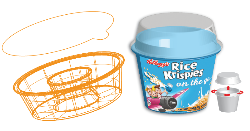 Project – Kellogg's Rice Krispies