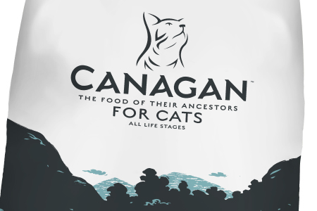 Project – Canagan Cat Food