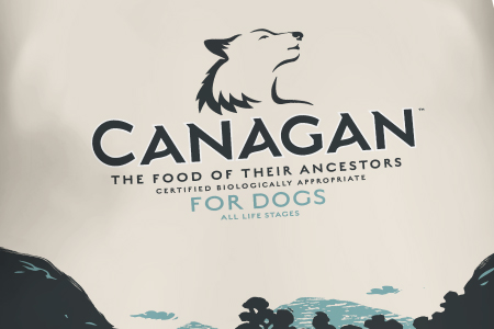 Project – Canagan Dog Food