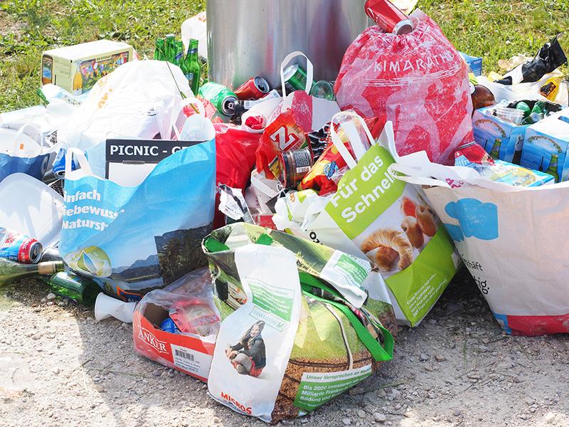 Packaging-Waste