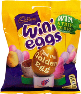 Cadbury packaging designs