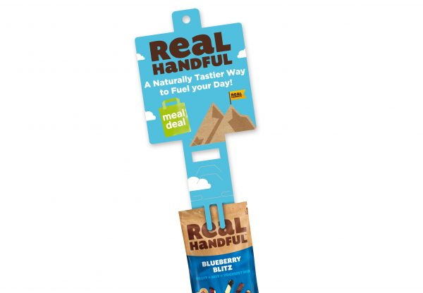 Project – Real Handful Snacks