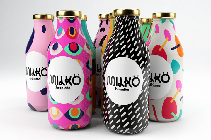 Packaging Design Trends 2017 Bold Repeat Pattern
