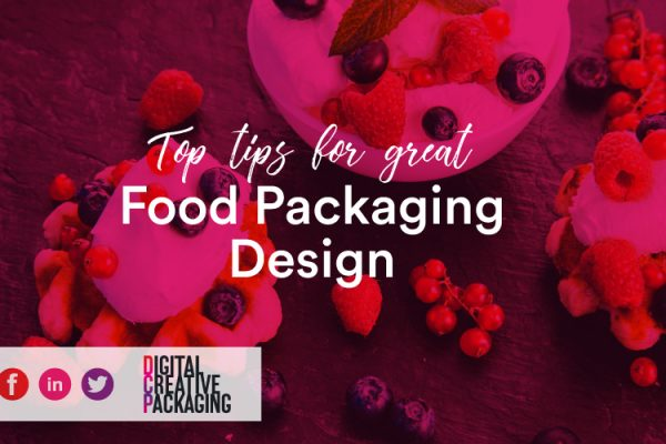 Top tips for food packaging design
