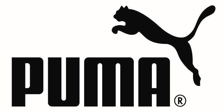 Black and White Puma