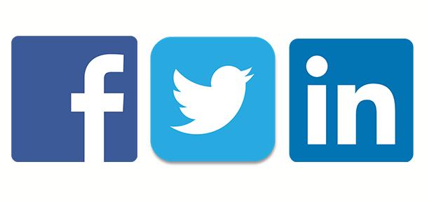 Blue - Social Media