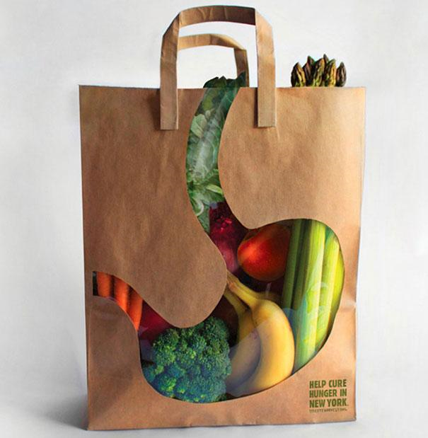 City Harvest Grocery 17 Awesome Examples of Food Packaging Design