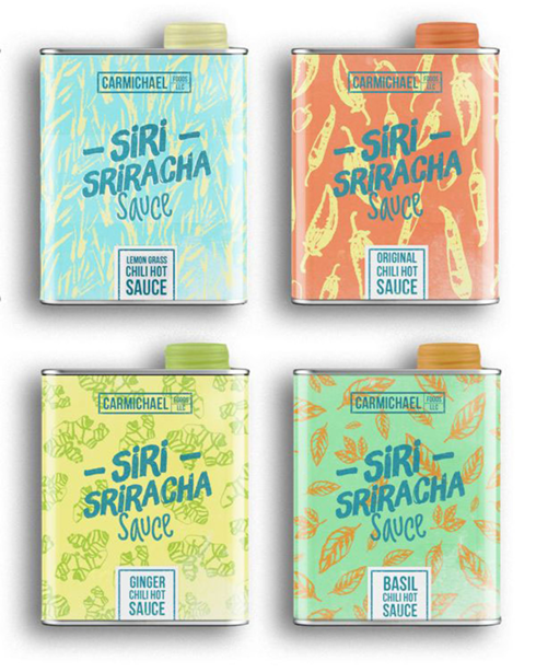 Sir Sriracha 17 Awesome Examples of Food Packaging Design