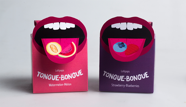 Tongue Bongue 17 Awesome Examples of Food Packaging Design