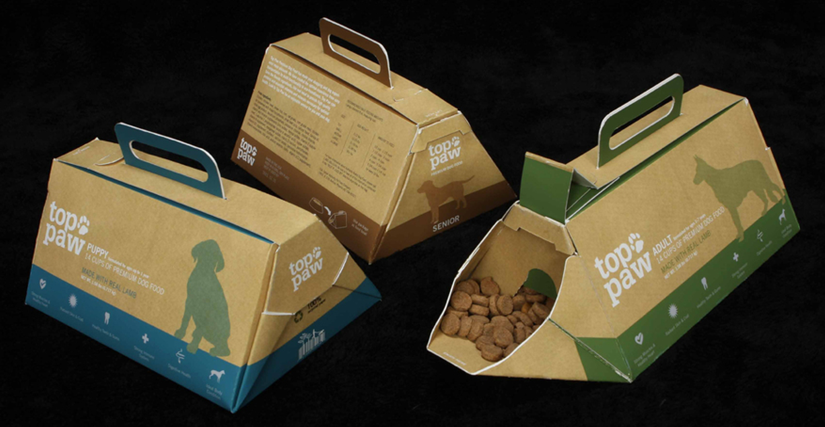 Top Paws 17 Awesome Examples of Food Packaging Design