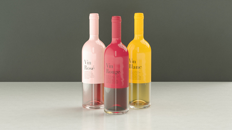 Vin Wine 17 Awesome Examples of Food Packaging Design