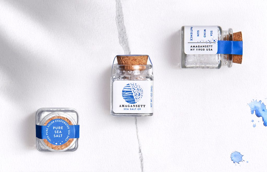 Amagansett Product Packaging Design