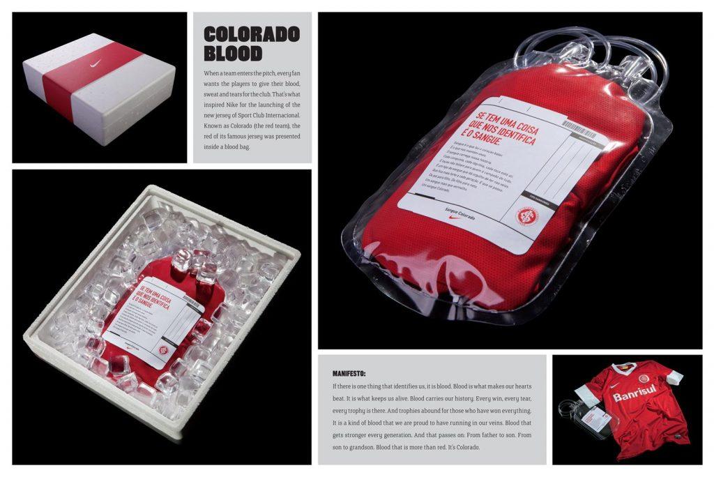Colarado Blood Nike