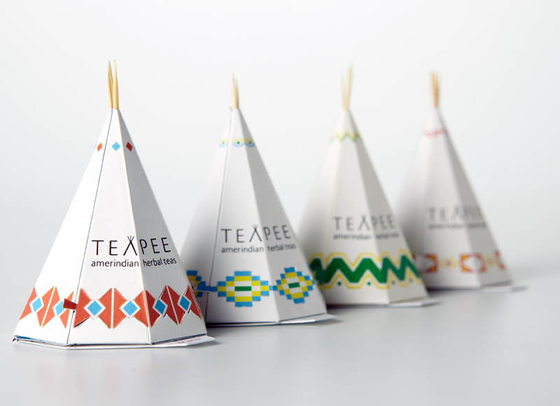 Teapee Product Packaging Design