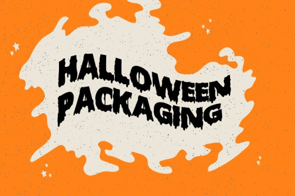 Halloween Packaging Design DCP