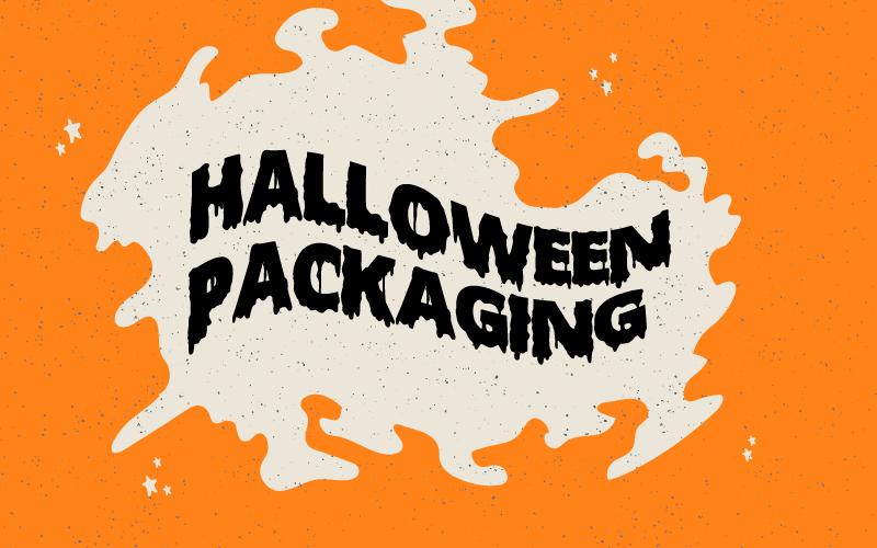 Halloween Packaging Design DCP