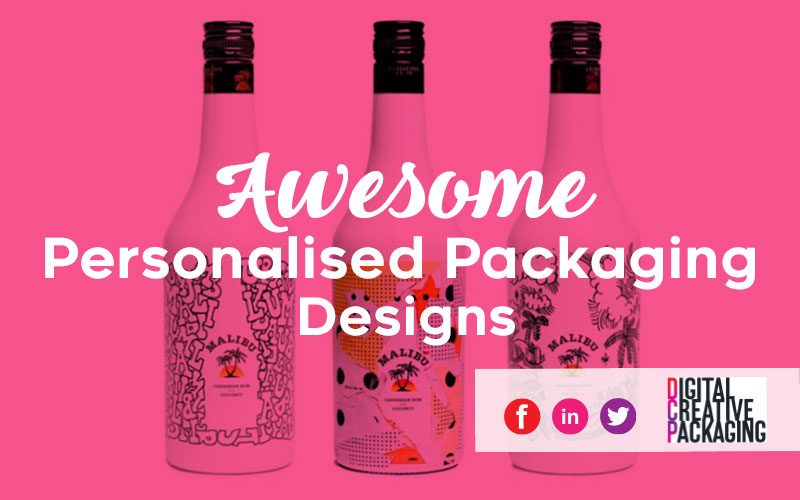 Awesome Personalised Packaging Design Examples