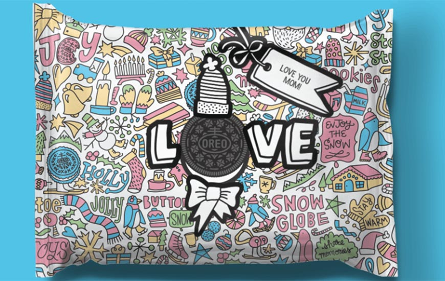 Oreo Personalised Packaging DCP