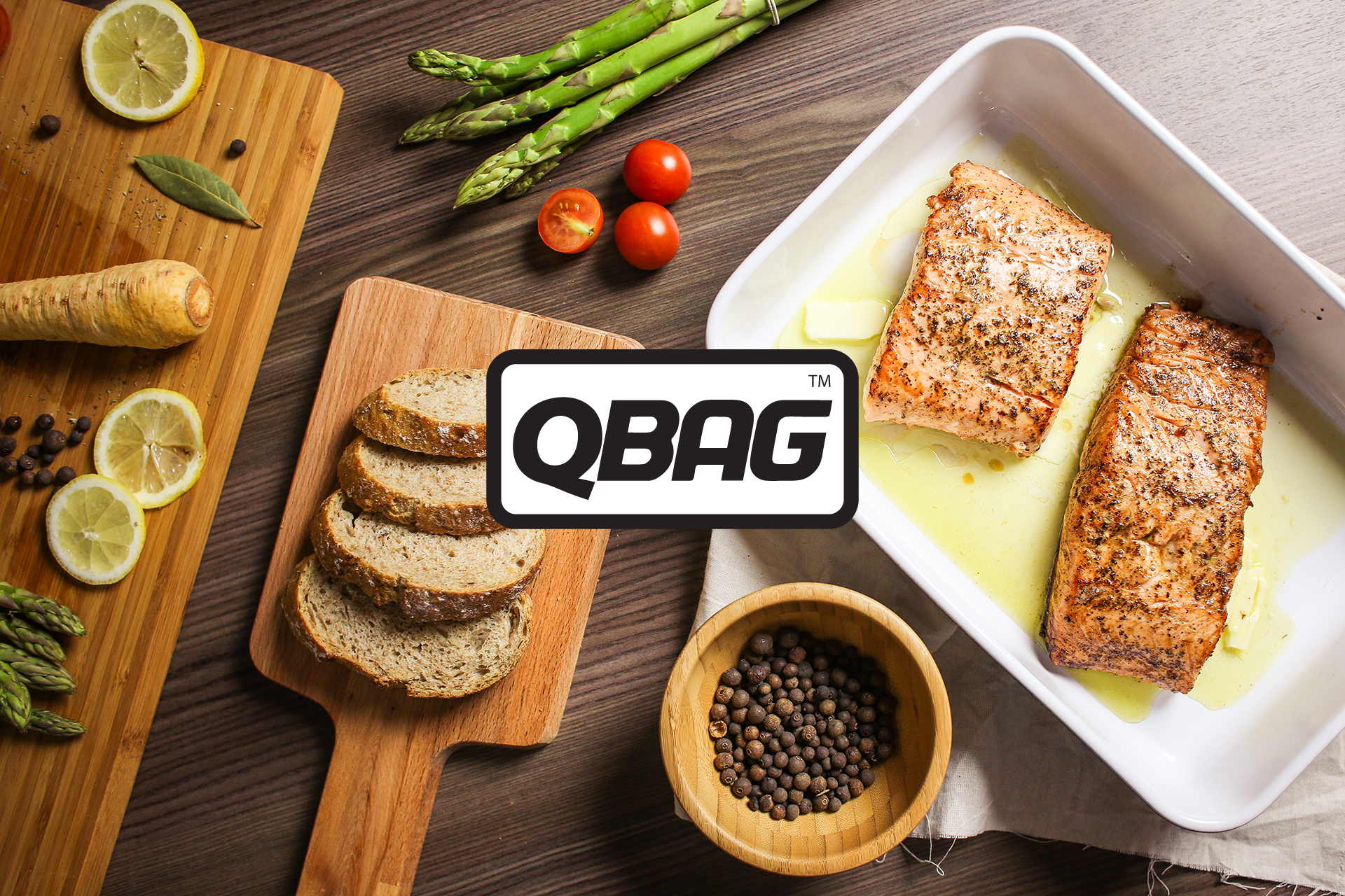 QBag Cooking Bags DCP