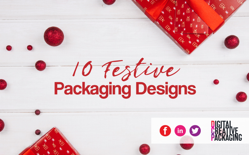 Christmas Packaging Design DCP