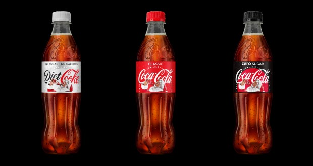 Coca Cola Christmas Packaging Design DCP