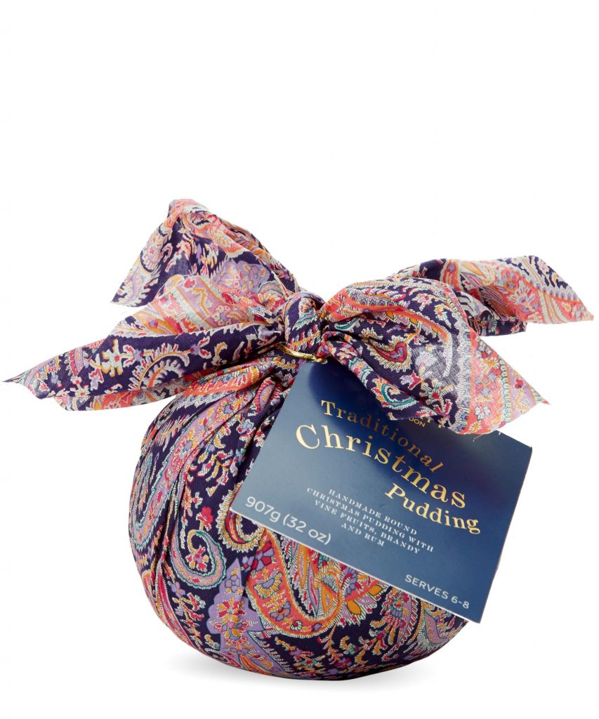 Liberty London Christmas Packaging Design DCP