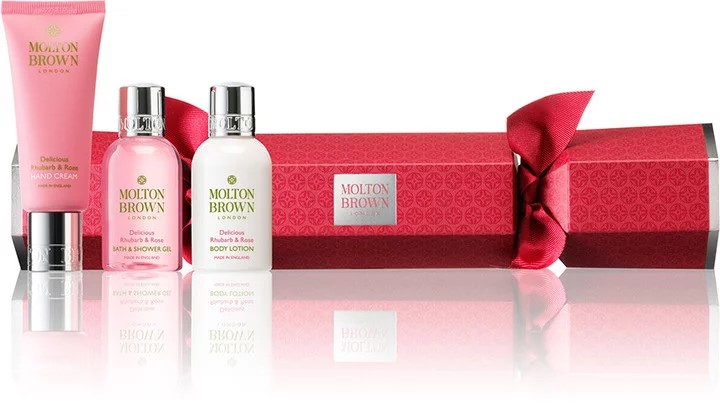 Molton Brown Christmas Packaging Design DCP