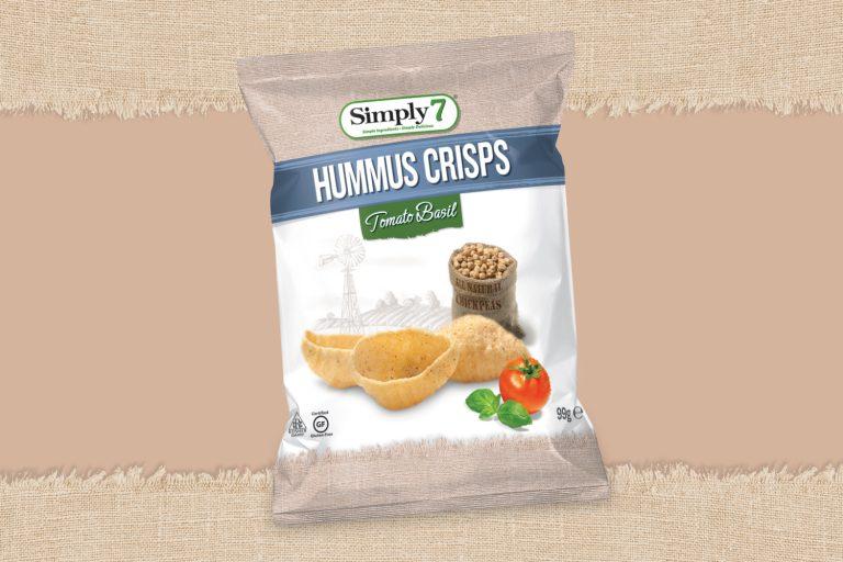 Simply 7 Crisps