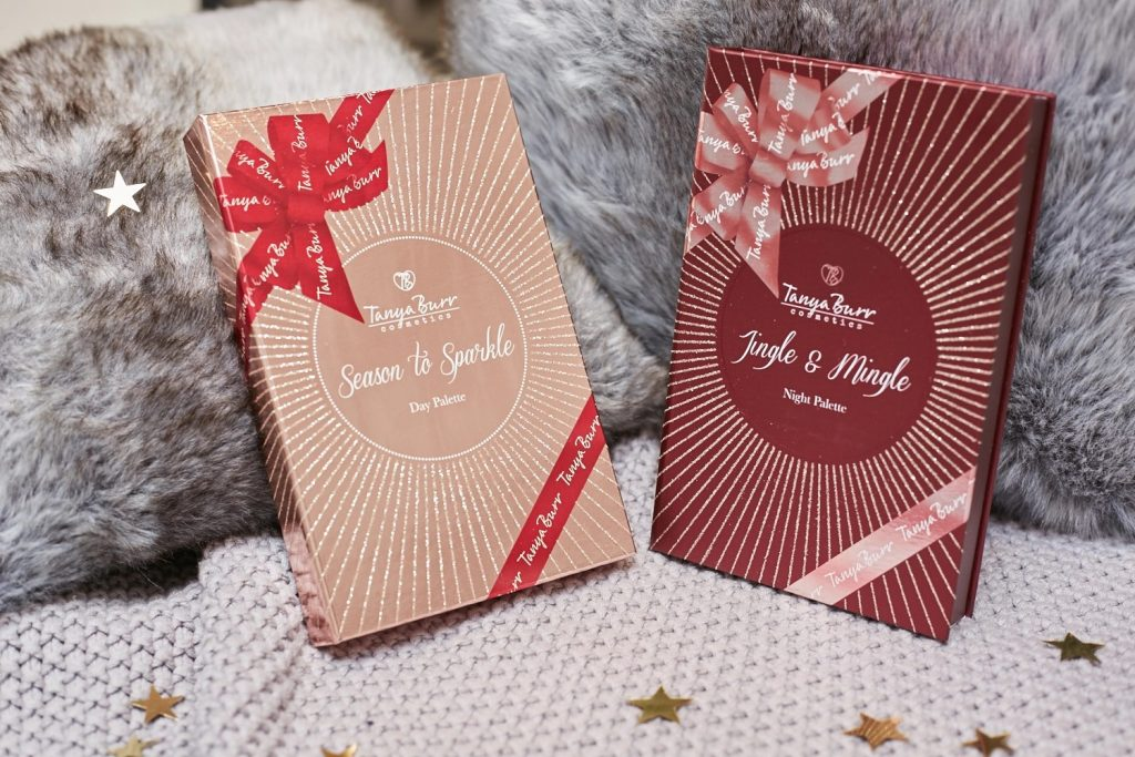 Tanya Burr Christmas Packaging Design DCP