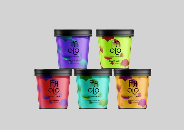 Packaging Design Trends 2018 - Colour Pop Geo-Graphics 4