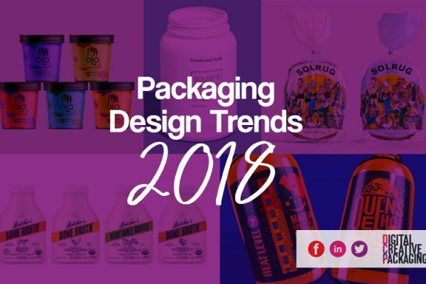 Packaging Design Trends 2018 DCP