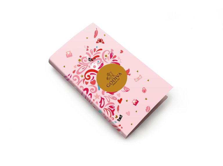 Godiva - Valentine's Day Packaging Design