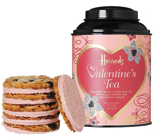 Harrods - Valentine's Day Packaging Design