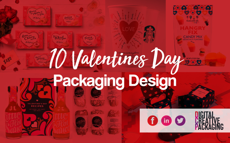 Valentines Packaging Design DCP