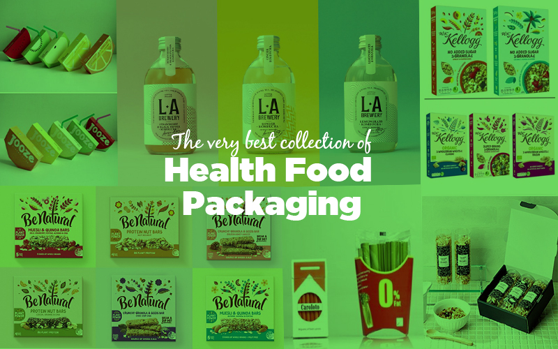 Healthy Food Packaging Design