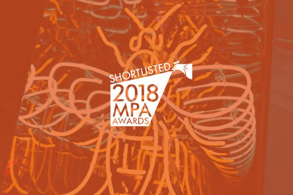 DCP Nominated for MPA Small Creative Agency of The Year