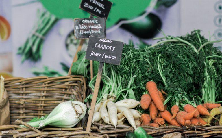Organic Certifications Health Food Branding DCP