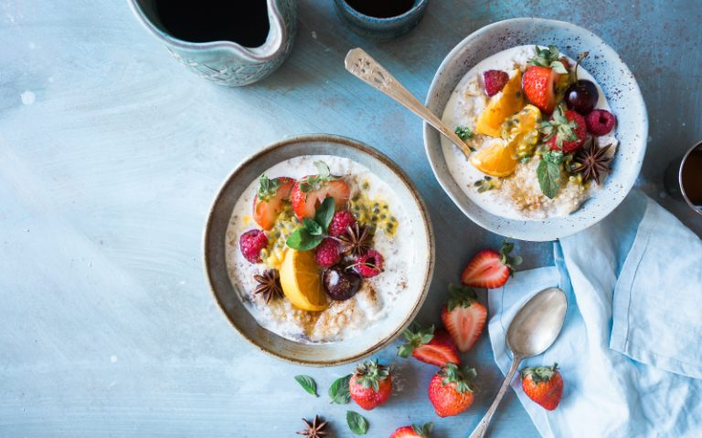 Show the Food Health Food Branding DCP