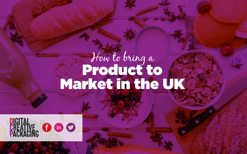 How to Bring a Food Product to Market UK